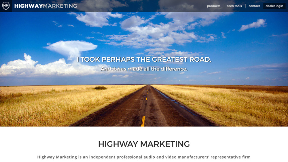 "Highway Marketing | <a href=""http://www.highwaymarketing.com"" target=""_blank"">www.highwaymarketing.com</a>"